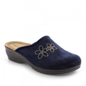 Papuci de casă Inblu model: BJ 88 BLUE