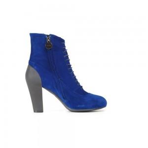 Botine albastre Geox pentru femei D24X4N00022_C4011