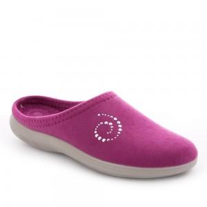 Papuci de casă Inblu model: BS 38 FUXIA