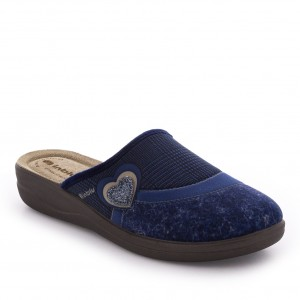 Papuci de casă Inblu model: CF 20 BLUE