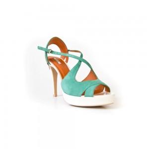 Sandale femei Geox Ivana aquamarine D22Q2A00021_C4131