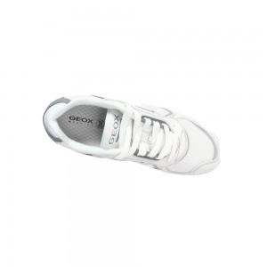 Pantofi barbati GEOX Adam albi U2233M04314_C0284