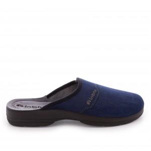 Papuci de casă Inblu model:PO 57 BLUE