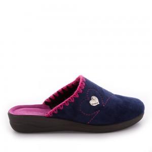 Papuci de casă Inblu model: CF 18 BLUE