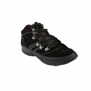 Sneakers dama Geox negri D1327A00022_C9999