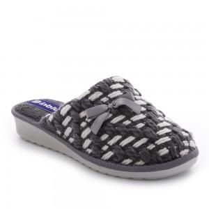 Papuci de casă Inblu model: CI 75 GRIGIO