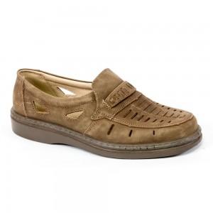 Pantofi barbati TIGINA 500370 maro