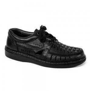 Pantofi barbati TIGINA 504501 negri