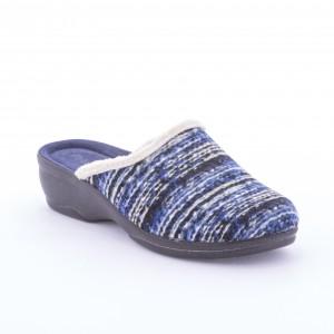 Papuci de casă Inblu model:BJ 77 BLUE