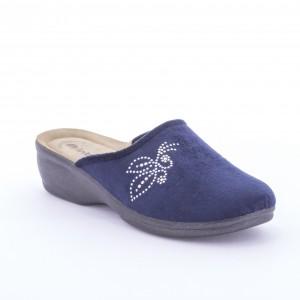 Papuci de casă Inblu model: BJ 81 BLUE
