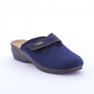 Papuci de casă Inblu model: BJ 83 BLUE