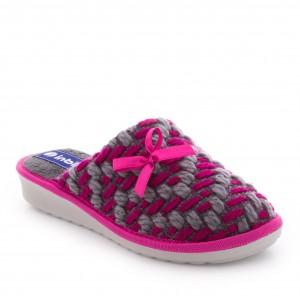 Papuci de casă Inblu model: CI 75 FUXIA