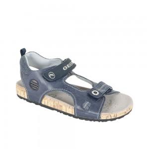 Sandale GEOX baieti gri J22E5B04510_C0832
