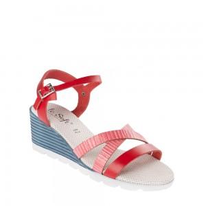 Sandale dama LE SOFT 3504RED