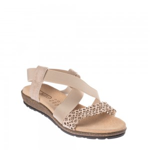 Sandale dama LE SOFT 6000TAUPE