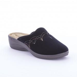 Papuci de casă Inblu model: LY 37 NERO