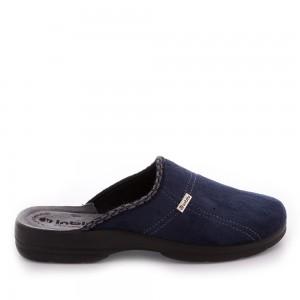 Papuci de casă Inblu model:PO 61 BLUE
