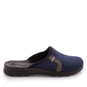 Papuci de casă Inblu model:BG 30 BLUE